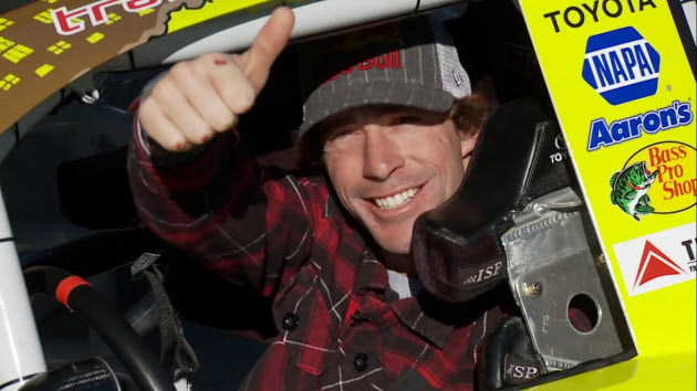 Travis Pastrana forms Pastrana-Waltrip racing