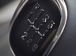 2012 Buick Regal GS shifter