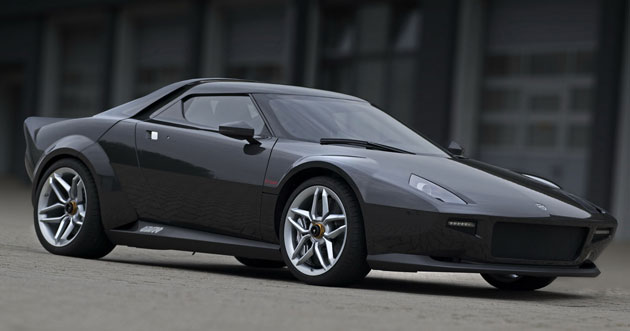 stratos Ferrari standing in the way of Lancia Stratos revivals production?