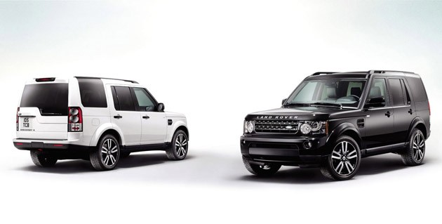 Land Rover Discovery 4 Landmark – Click above for high-res image