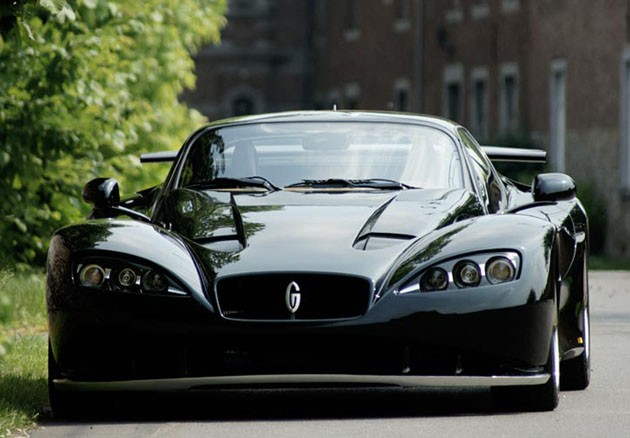 Gillet Vertigo.5 with Maserati V8