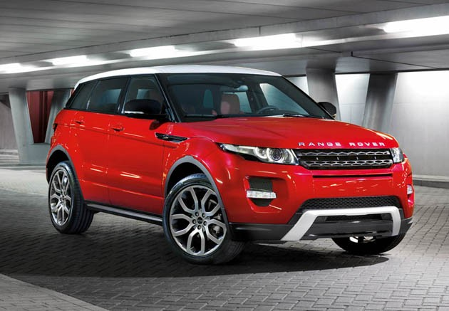 Land Rover Evoque Images. Land Rover Evoque