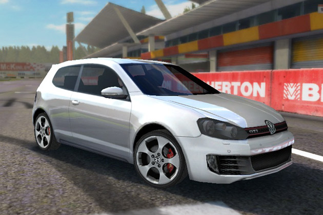 Volkswagen GTI in Real Racing 2