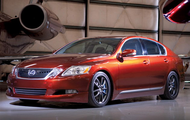 2010 Lexus GS 350 F-Sport by TRD