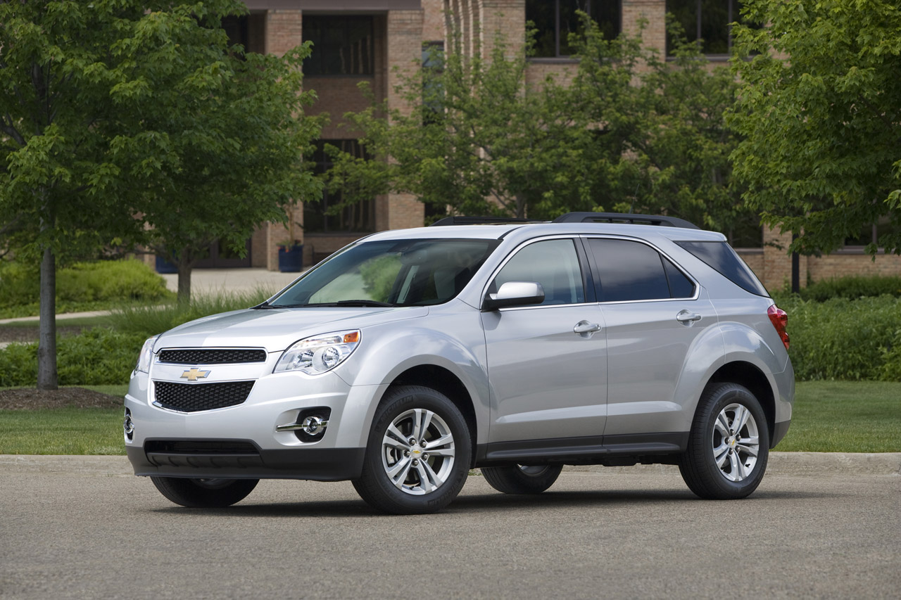 2012 Chevy Equinox  Gmc Terrain Recalled Over Tire