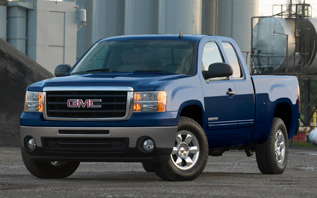 2011 gmc sierra. About a year before General Motors entered bankruptcy, ...