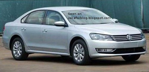 VW New Mid-Size Sedan