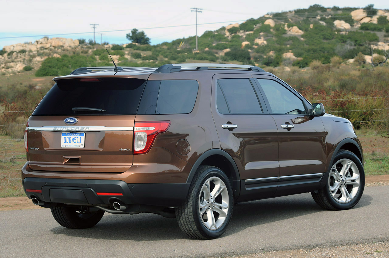 2014 Ford Explorer Pictures/Photos Gallery - Green Car Reports