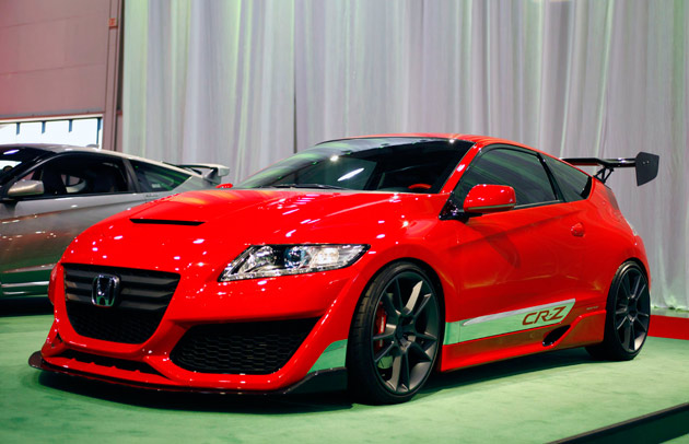 Honda CR-Z Hybrid R Concept