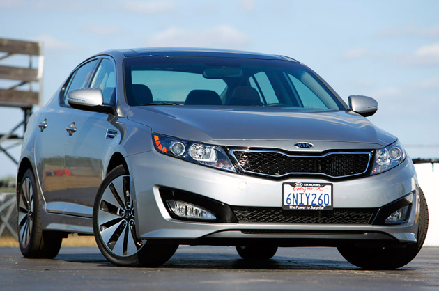2011 Kia Optima 2.0T