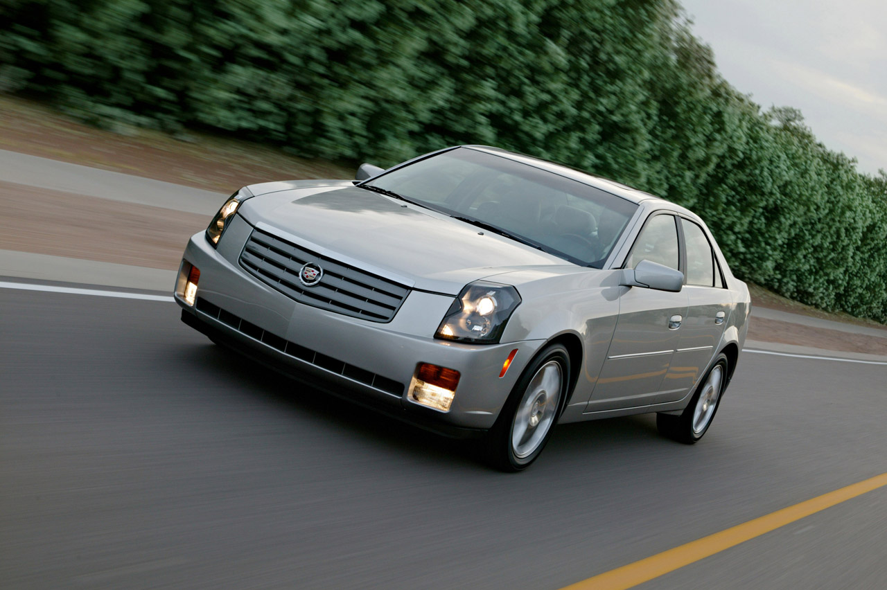 2006 Cadillac Cts Photo Gallery