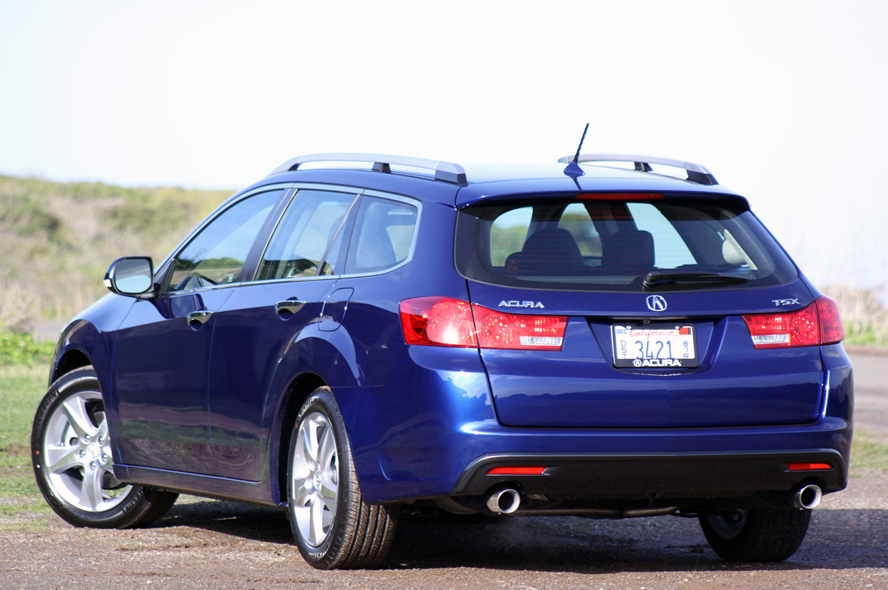 acura tsx sport wagon on the way out autoblog. Black Bedroom Furniture Sets. Home Design Ideas