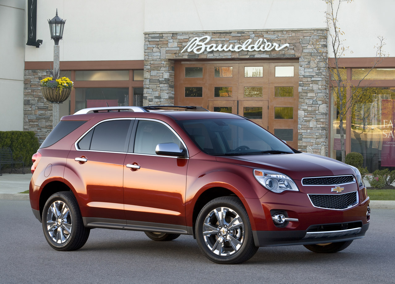 2011 Chevrolet Equinox Photo Gallery