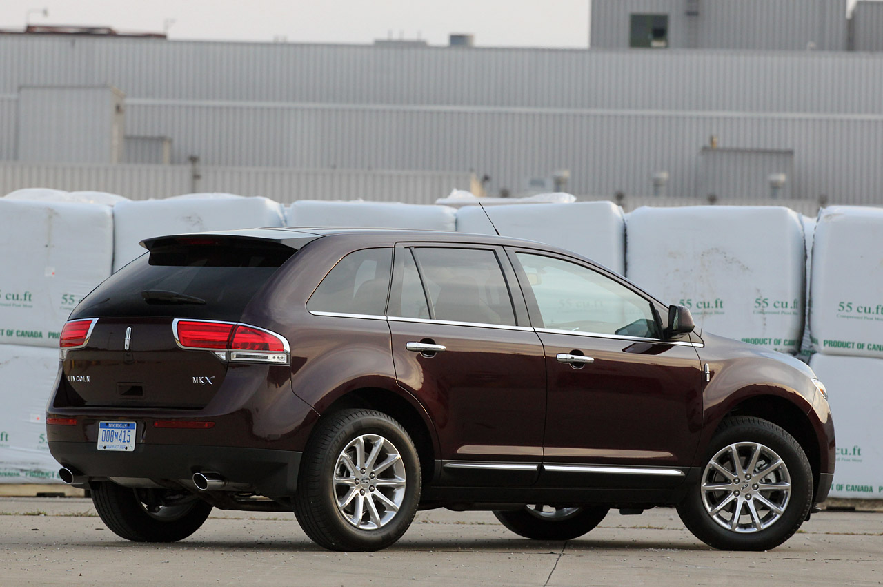 Review 2011 Lincoln Mkx
