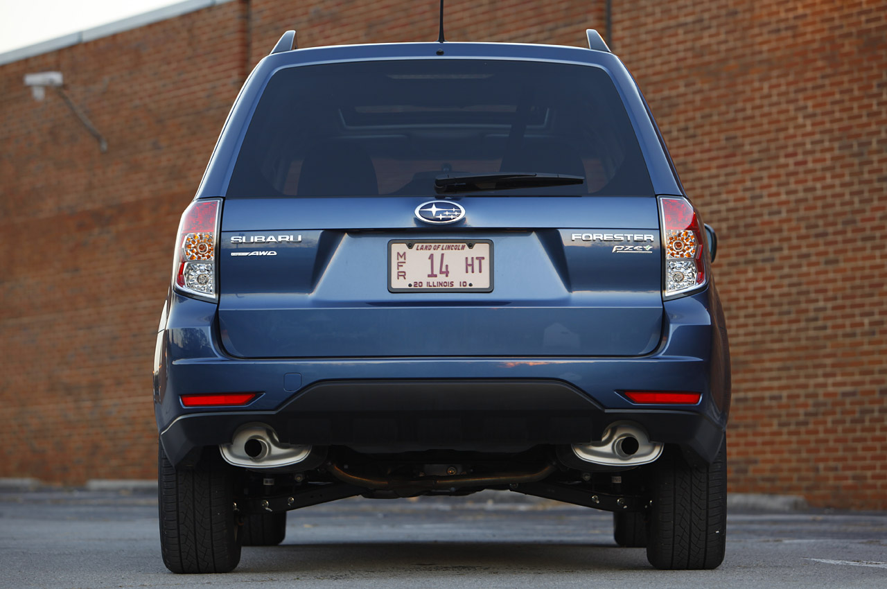 You are here: Photos > 2011 subaru forester quick spin