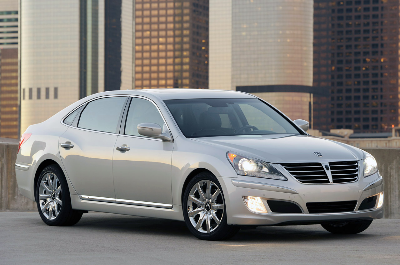 2011 Hyundai Equus Ultimate Review Photo Gallery Autoblog