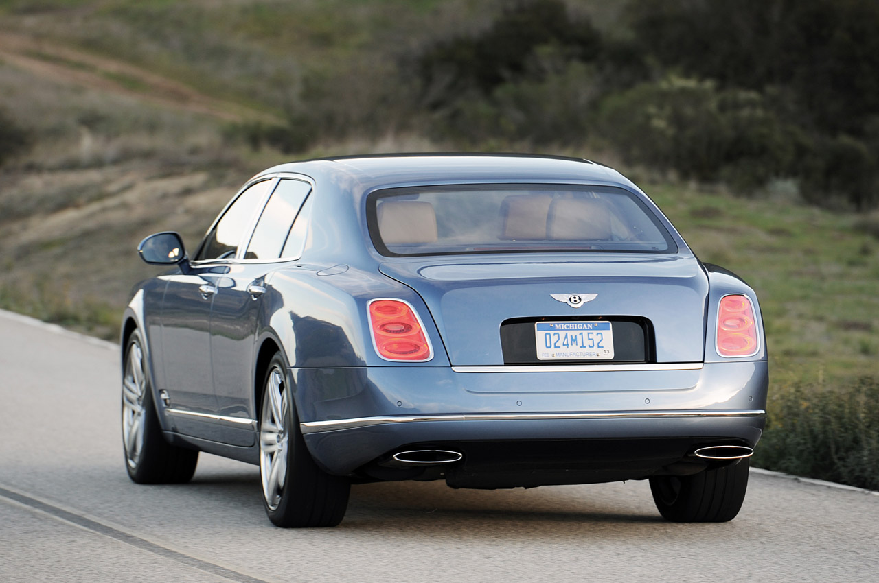 2011 Bentley Mulsanne Turbo R | The Swaggatory