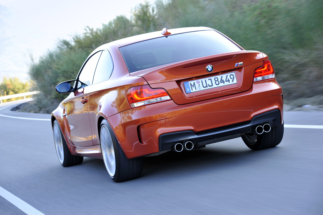 official 2012 bmw 1 series m coupe. Black Bedroom Furniture Sets. Home Design Ideas