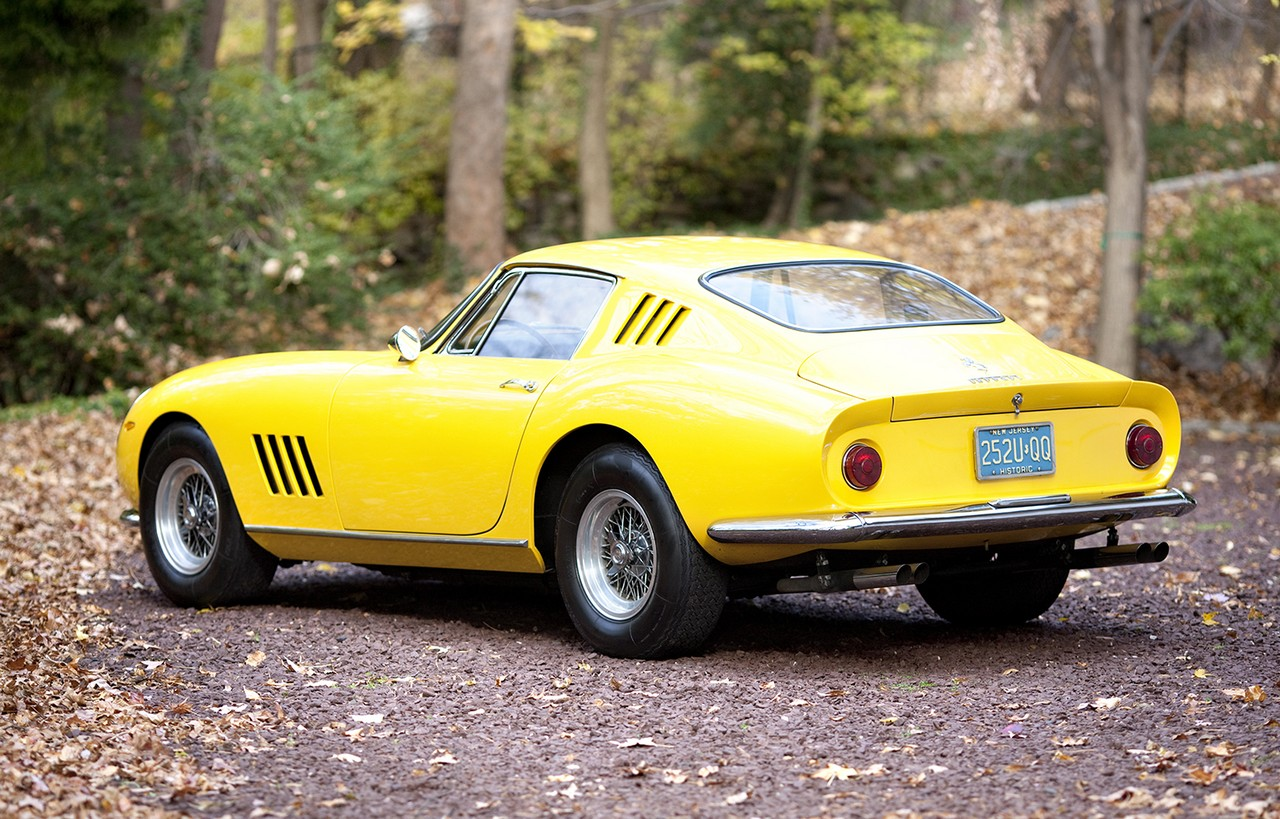1965 Ferrari 275 Gtb Photo Gallery Autoblog