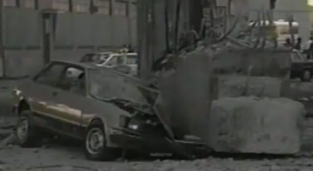1989 San Francisco Earthquake