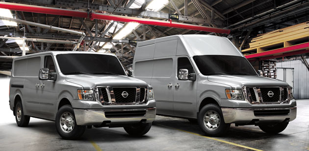 2012 Nissan NV