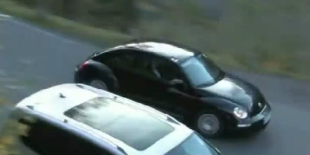 new volkswagen beetle 2012 commercial. The New Volkswagen Beetle 2012