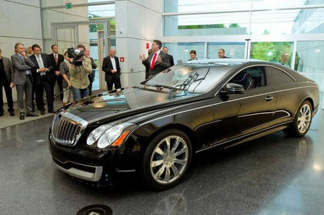 Xenatec Maybach Crusiero coupe