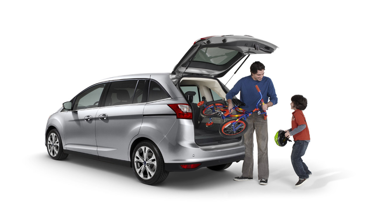 2012 ford c max photo gallery autoblog. Black Bedroom Furniture Sets. Home Design Ideas