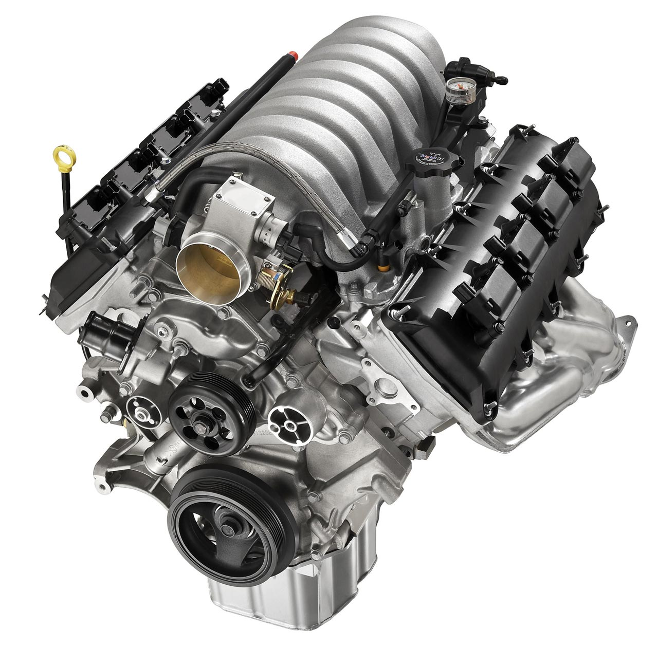 Mopar Releases Modern All Aluminum 426 Hemi Crate Engine