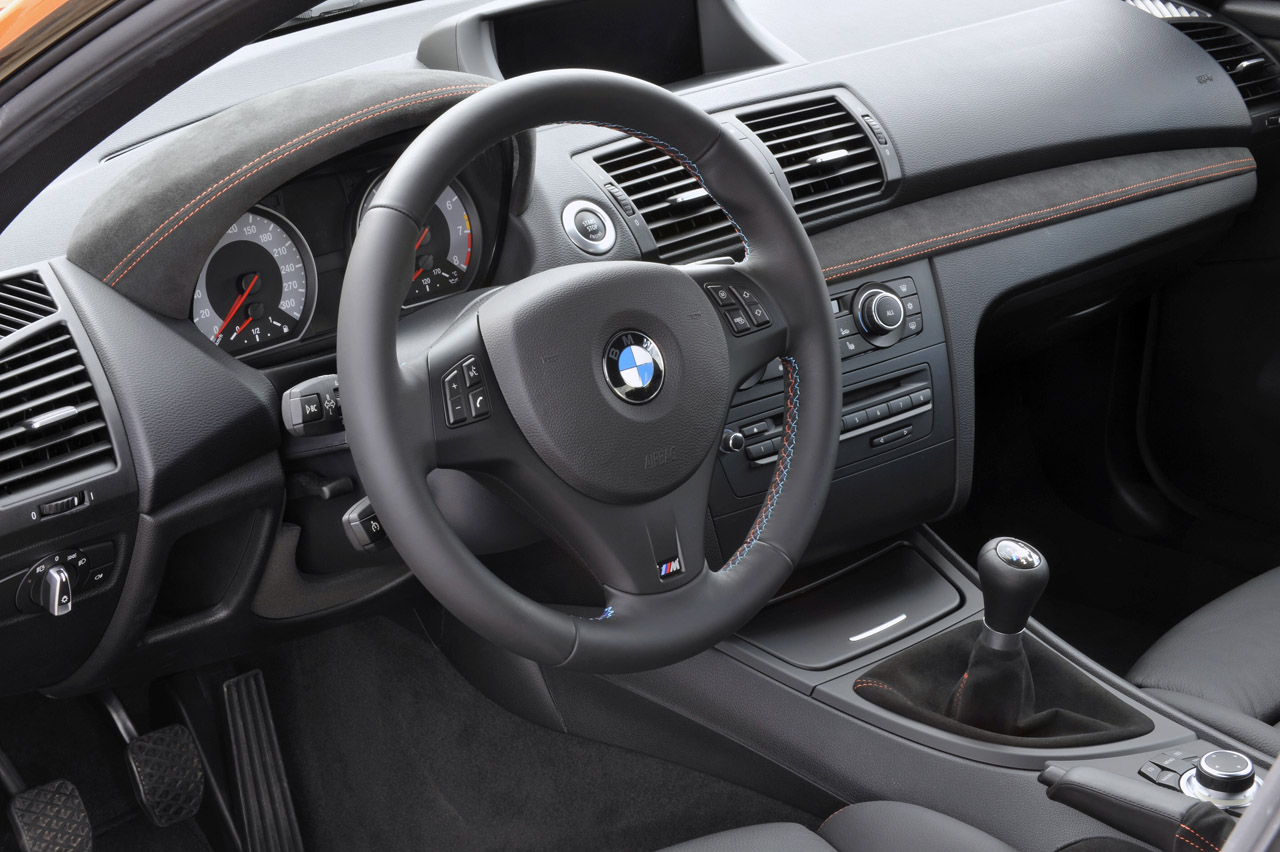 Official 2012 Bmw 1 Series M Coupe