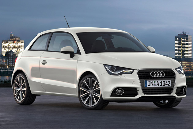 2011 Audi A1