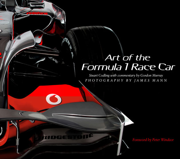 Art of the Formula One Race Car book cover