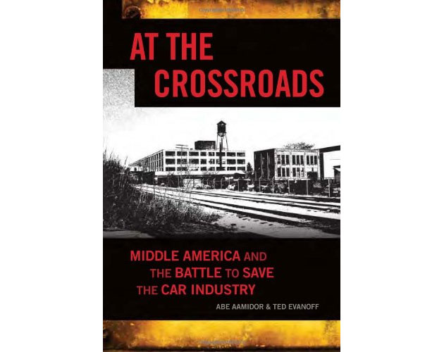 At the Crossroads book cover