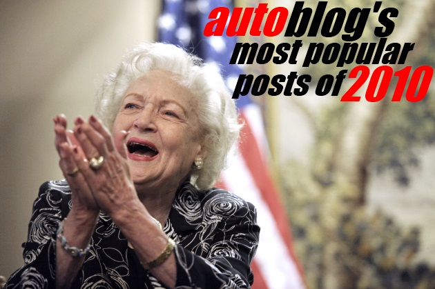 Most Popular Posts of 2010