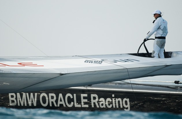 BMW splits from Oracle after America&#8217;s Cup win