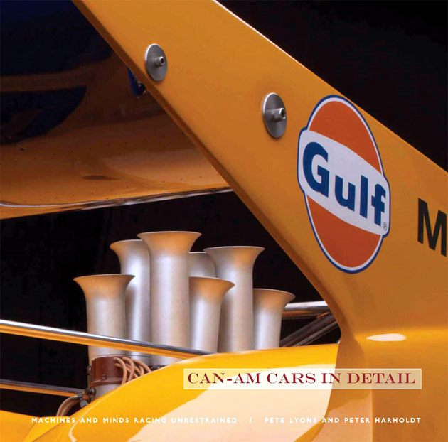 Can Am Cars in Detail book cover