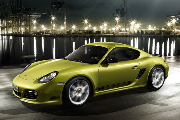 Porsche Cayman R