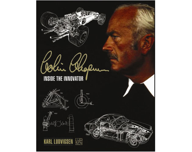 Colin Chapman: Inside the Innovator book cover