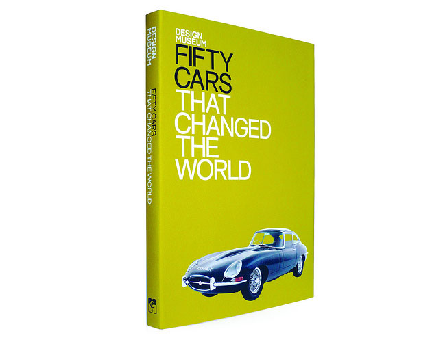 Fifty Cars that Changed the World book cover