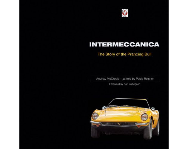 Intermeccanica: The Story of the Prancing Bull book cover