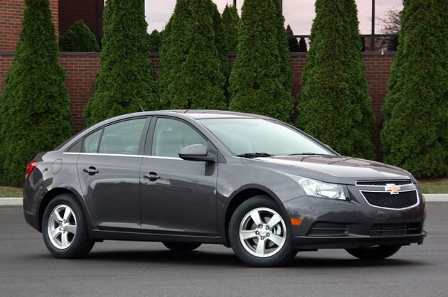 2011 Chevrolet Cruze 1LT