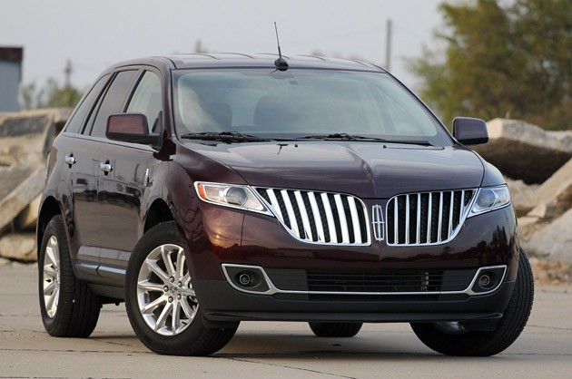 2011 Lincoln MKX - Click above for high-res image gallery