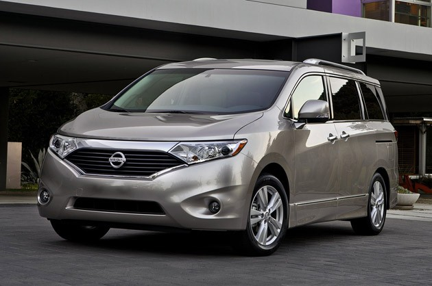 2011 Nissan Quest
