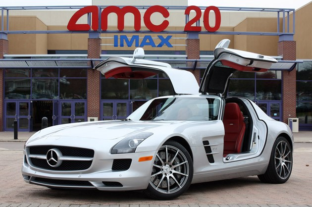 2010 Mercedes-Benz SLS AMG