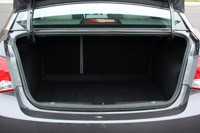 2011 Chevrolet Cruze 1LT trunk