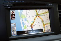 2011 Kia Optima 2.0T navigation system