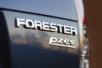 2011 Subaru Forester badge