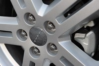 2011 Dodge Avenger wheel detail