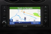 2011 Jeep Compass Limited navigation system