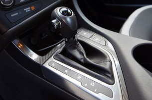 2011 Kia Optima 2.0T shifter